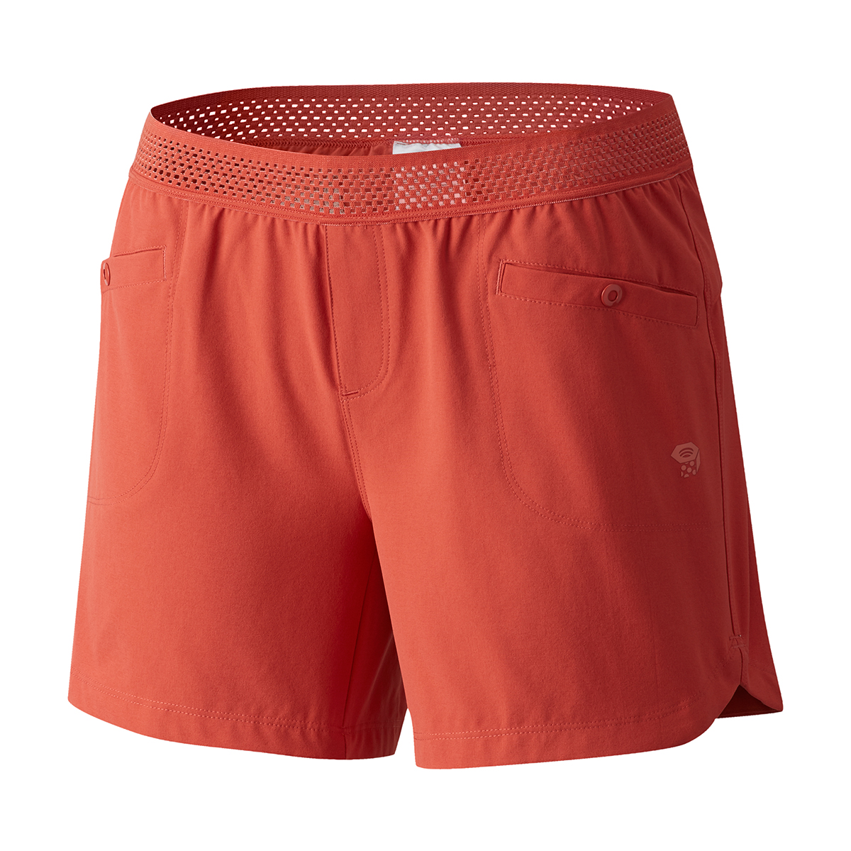 Mountain Hardwear Right Bank Scrambler Shorts Women | Shorts ...