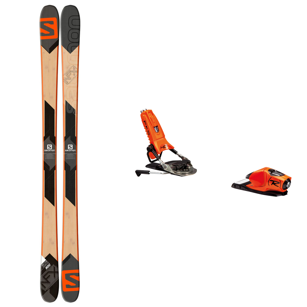 salomon nfx lab 2015 w rossignol fks140 binding package. Black Bedroom Furniture Sets. Home Design Ideas
