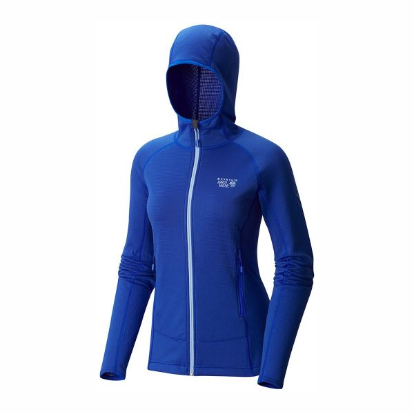 Desna Grid Hooded Jacket Womens 2016, womens climbing jacket, hooded jacket