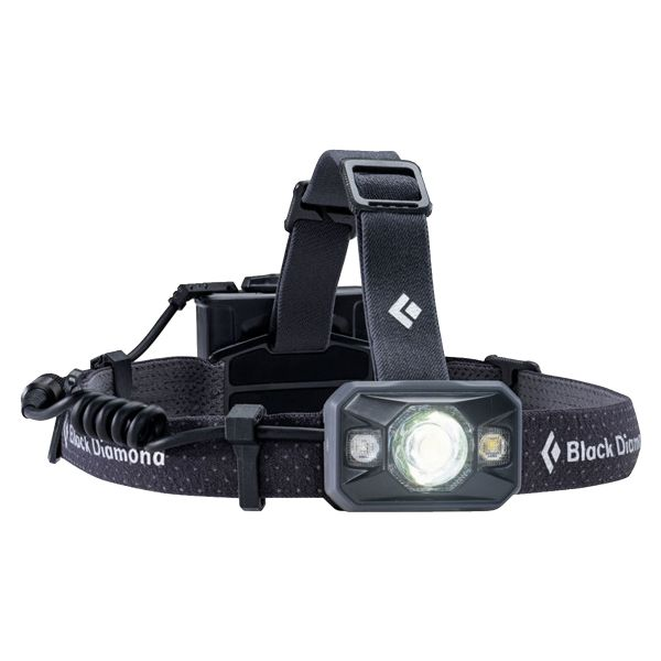 Black Diamond Icon Headtorch waterproof  LED rechargeable powerful bright headtorch headlamp