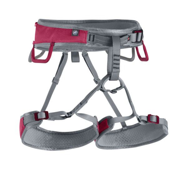 Mammut Ophir Speedfit Women Harness comfortable breathable alpine ice sport rock climbing