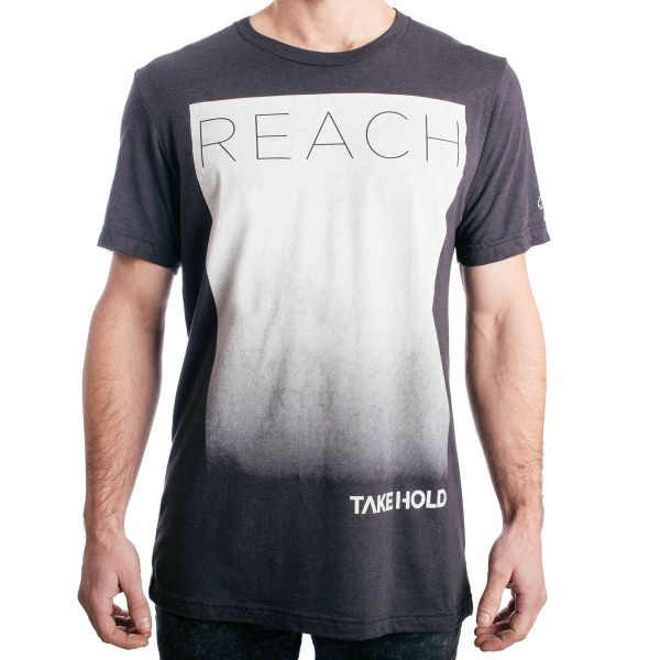 So iLL Reach T-Shirt tri-blend triblend performance rock climbing bouldering tee