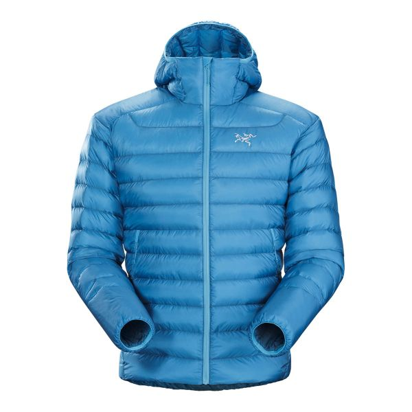 Arc'teryx Cerium LT Hoody 2017 down insulated mid-layer fleece rock climbing mountaineering