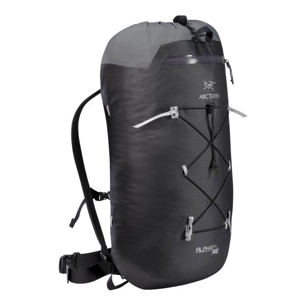 Arc'teryx Alpha FL 45 Backpack rock climbing mountaineering