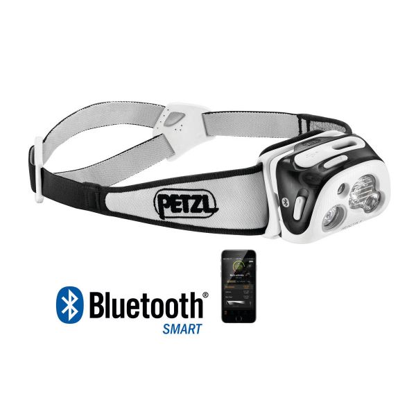 Petzl Reactik+ Headtorch CoralPetzl Reactik+ Headtorch Black