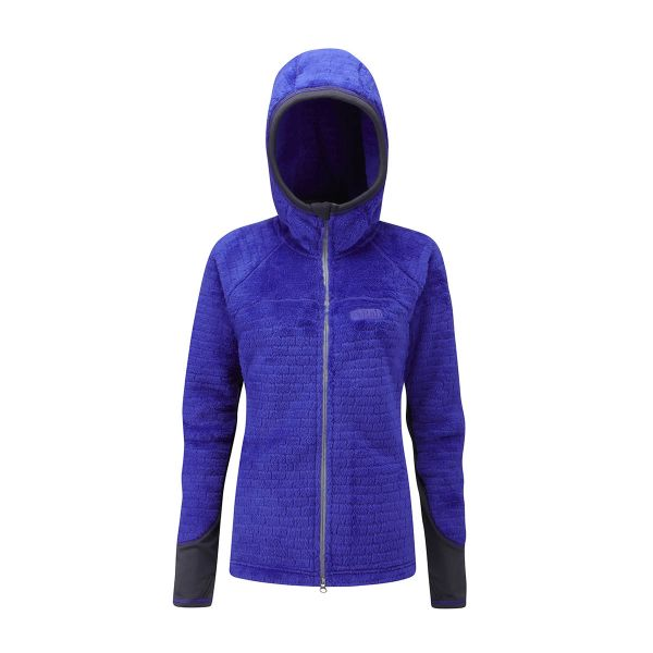 Rab Catalyst Mid-Layer Women's 2017 Olympian Blue rock climbing bouldering mountaineering mid layer fleece