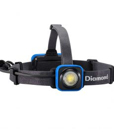 Black Diamond Sprinter Head Torch waterproof high-impact durable taillight stormproof running mountaineering head lamp