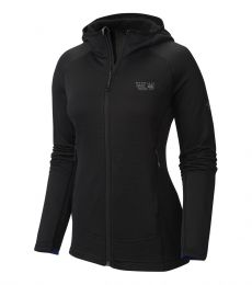 Mountain Hardwear Desna Grid Hooded Jacket Womens 2017