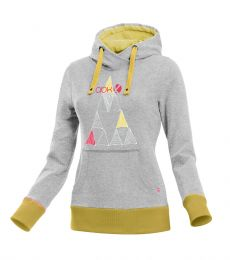 ABK Pyramide Hoodie Women's climbing bouldering outdoor comfortable stretchy breathable hoody