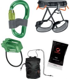 Ophir 4 Slide Climbing Package - S18