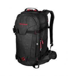 Mammut Nirvana Ride 22L Backpack rock climbing mountaineering alpine comfortable big strong rucksack