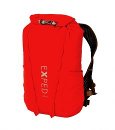 Exped Typhoon 15 waterproof alpine climbing expedition backpack daypack