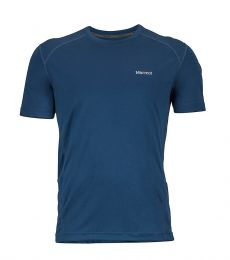 MARMOT WINDRIDGE SS T-SHIRT, T-SHIRT, OUTDOOR, SPORTS