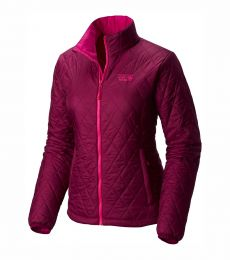 Thermostatic Jacket Womens 2016, climbing jacket, mid-layering jacket