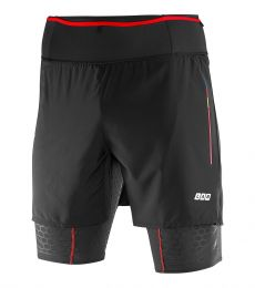 S-Lab Exo TW Short, running, trail running, sport, shot