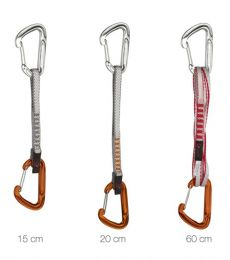 Mammut Wall Light Express Set Quickdraw alpine climbing light weight rock multipitch