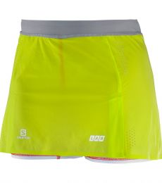 Salomon S-Lab Sense Skort Womens 2016, running, salomon, trail running ,running