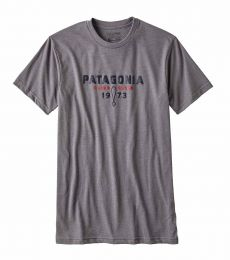 Patagonia Climb Clean Nuts Cotton/Poly T-Shirt Men