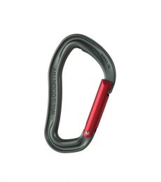 Electron Straight Gate Carabiner