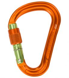 Climbing Technology Warlock HMS Locking Carabiner