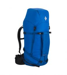 Black Diamond Mission 55 Backpack rock climbing mountaineering alpine winter gear rugged waterproof