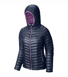 Ghost Whisperer Hooded Down Jacket Womens 2016