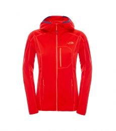 Incipient Hooded Jacket Womens Front