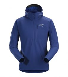 Arc'teryx Psiphon SL Pullover Men wind water resistant softshell climbing mountainering