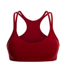 Separate Reality Sports Bra Front Maroon