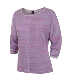 Frea Melange Dry Long Sleeve Tee Womens
