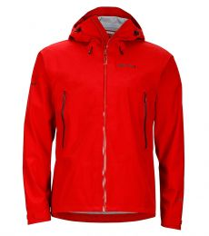 Marmot Exum Ridge Jacket Men gore tex waterproof windproof breathable aerobic intense trail running mountaineering